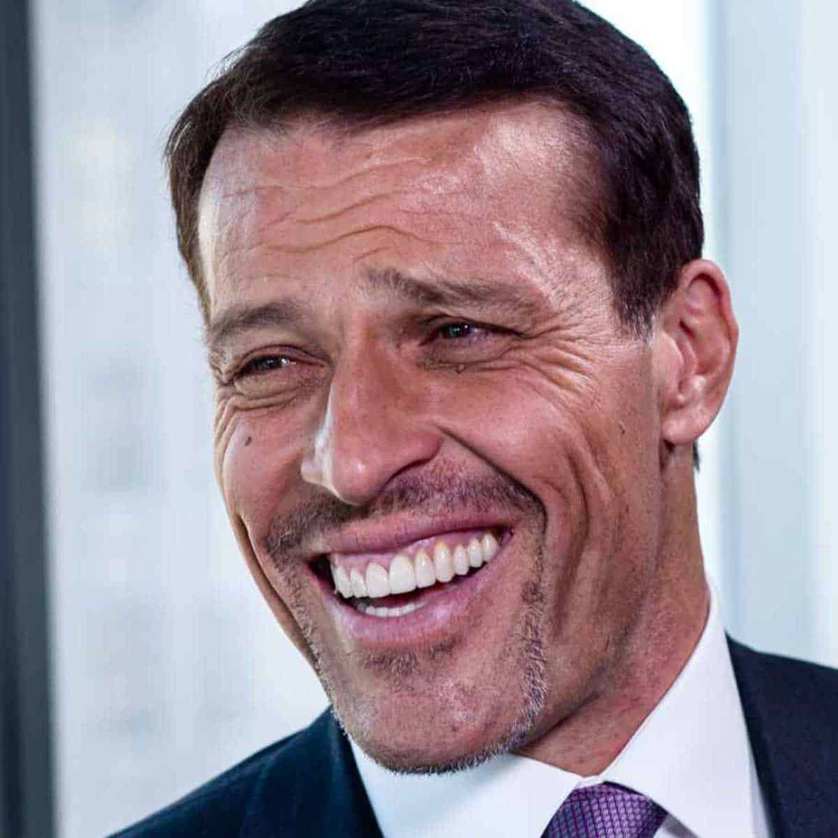 Tony Robbins - business coach